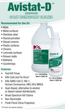 Load image into Gallery viewer, AVISTAT-D™ Ready To Use Disinfectant Cleaner - 1 Bottle - (32oz)