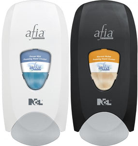 Afia Manual Foaming Dispenser - Sold As Needed With Purchase Of Afia Refills
