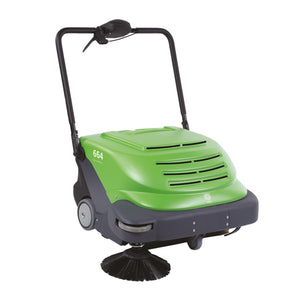 "32"" Smart Vac W/ Battery OBC"
