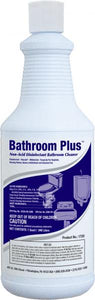 Disinfectant - Bathroom Plus - Ready To Use - Non-Acid Cleaner - 1 Bottle - (32oz)