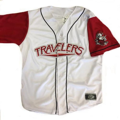 Arkansas Travelers Youth Alternate Home Jersey