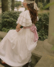 Load image into Gallery viewer, Handmade Princess Ruffled Vintage Dress