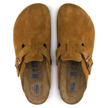 Load image into Gallery viewer, Boston Suede Soft Footbed