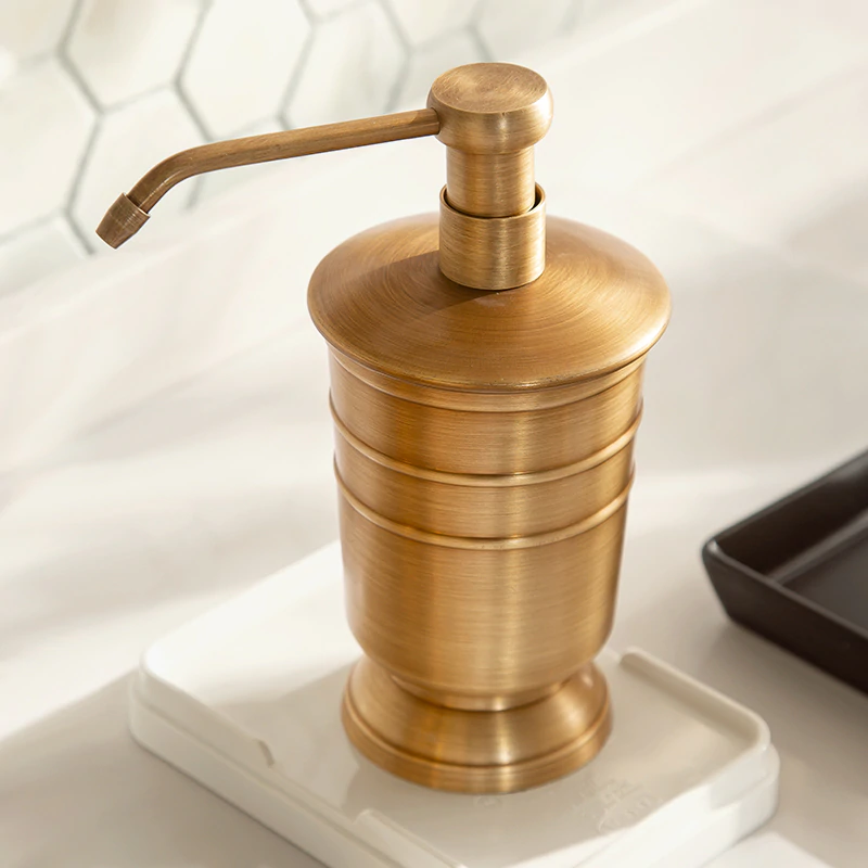 Antique Bronze Luxury Bathroom Accessories Set Toothbrush Holder Soap Dish Toothpaste Cup Soap Dispenser Buy Individually Or 5 Pcs Set