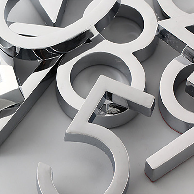 "<img alt=""Bright Modern 3D Door Numbers For Hotel Rooms Residential Business Office Signage Self Adhesive Numbers Electroplated Plastic Digits #0-9"" src=""https://cdn.shopify.com/s/files/1/0270/7796/7917/files/Bright_Modern_3D_Door_Numbers_For_Hotel_Rooms_Residential_Business_Office_Signage_Self_Adhesive_Numbers_Electroplated_Plastic_Digits_2.jpg?v=1600624685"">"