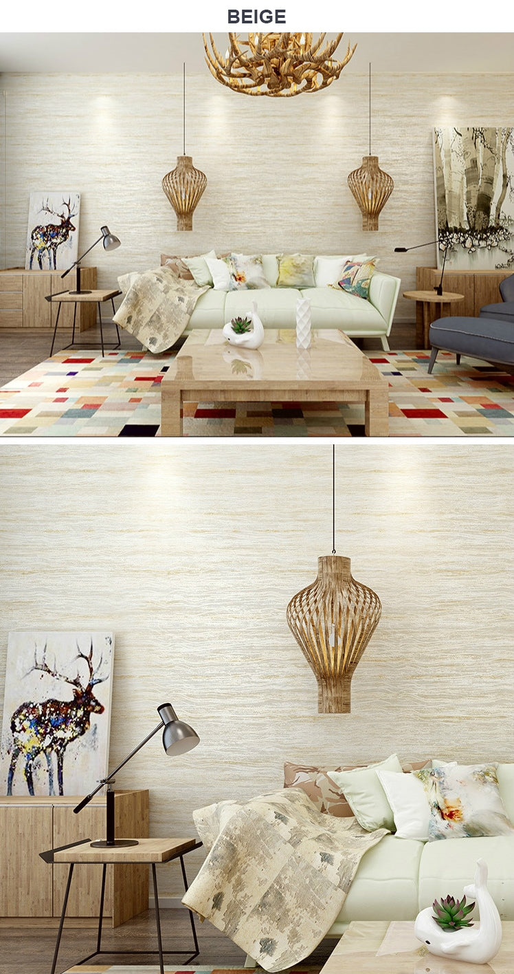 Metallic Marble Wall Paper Subtle Color Schemes Luxury Wallpaper For Living Room Dining Room Salon Boutique Decor Wall Covering For Modern Home Interiors
