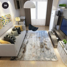 Load image into Gallery viewer, Modern Abstract Designer Area Rugs For Living Room Dining Room Bedroom Carpet Mats For Kids Room Colorful Geometric Design Rugs 6 Styles 5 Sizes