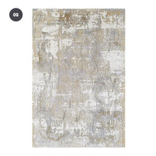 Load image into Gallery viewer, Modern Abstract Nordic Area Rug For Living Room Dining Room Floor Mat Contemporary Geometric Design Light Luxury Carpet Mat For Home Office Designer Interiors