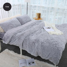Load image into Gallery viewer, Super Soft Shaggy Faux Fur Blanket Fluffy Bedspread Cover Furry Throw For Sofa Chair Simple Stylish Bedding Living Room Furniture Throws Multiple Colors