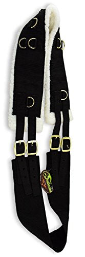 Southwestern Equine Professional Training Surcingle with Fleece