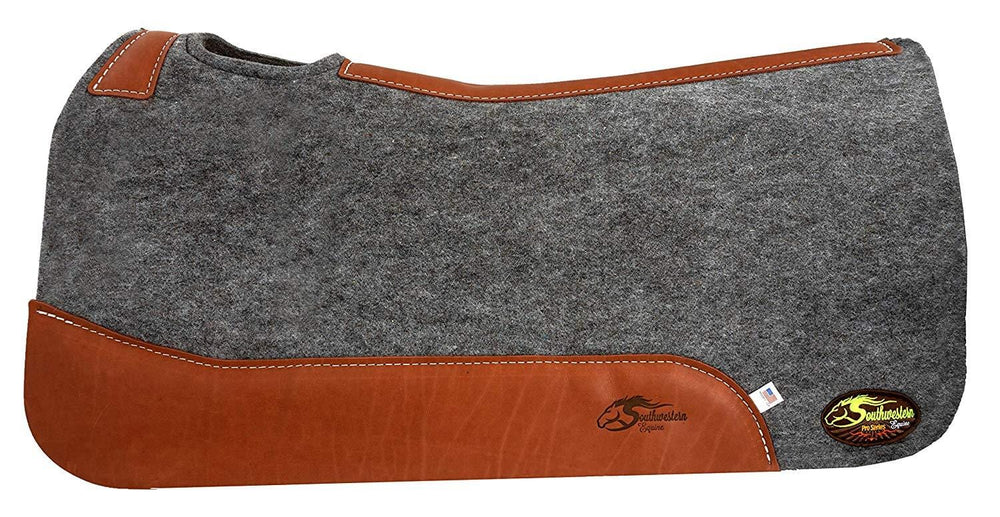 The Silverado Wool Contoured Pad