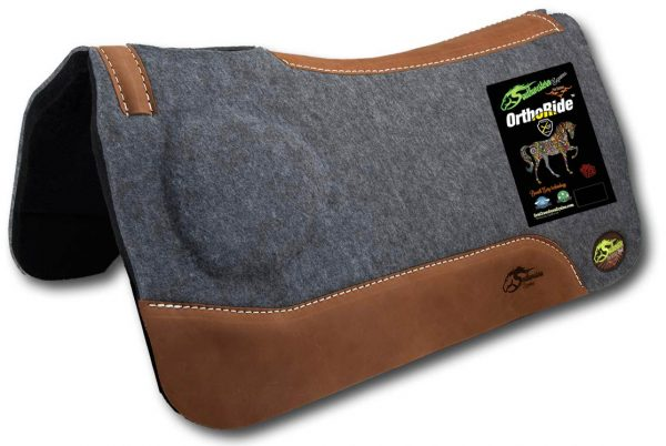 OrthoRide Correction Saddle Pad 1""