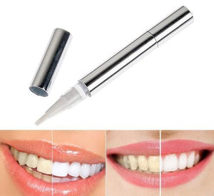 Stylo magique dents blanches