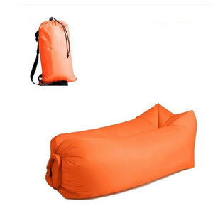 Hamac Gonflable Orange | Hamac Zen