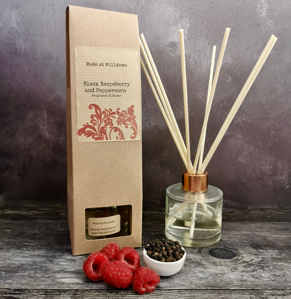 BLACK RASPBERRY AND PEPPERCORN DIFFUSER