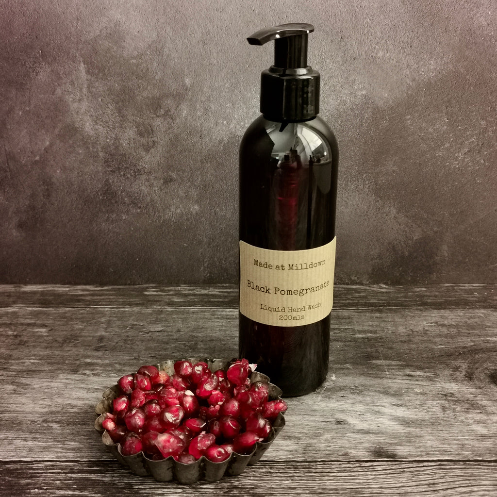 BLACK POMEGRANATE HAND WASH