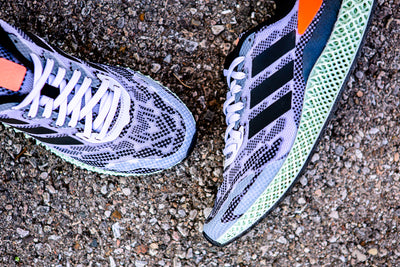 Introducing the Adidas 4D Run 1.0