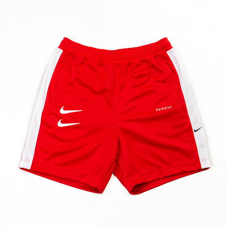 NSW Swoosh Short (University Red/White)