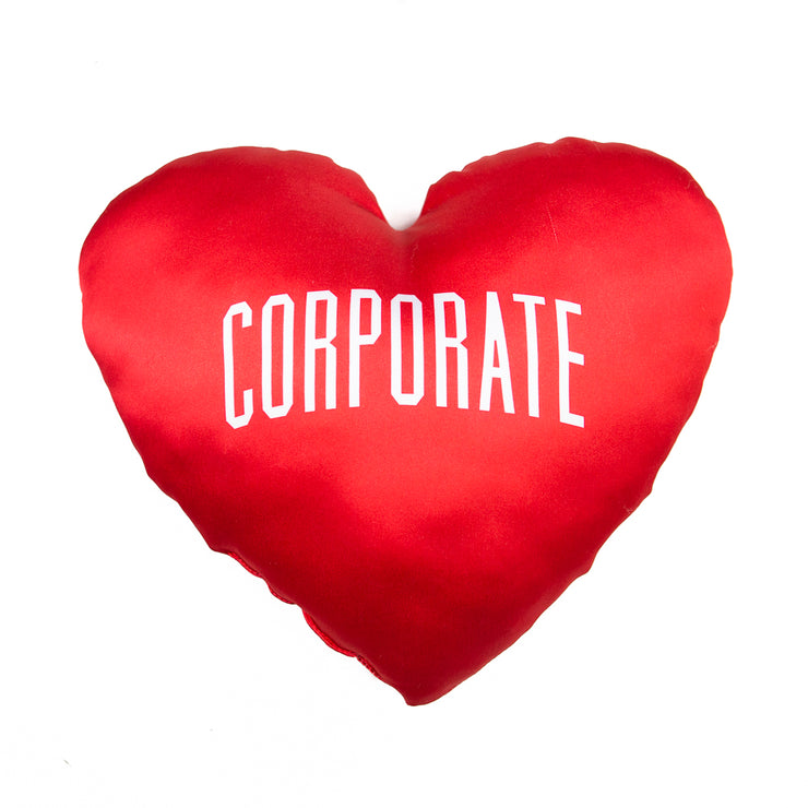 Corporate Pillow