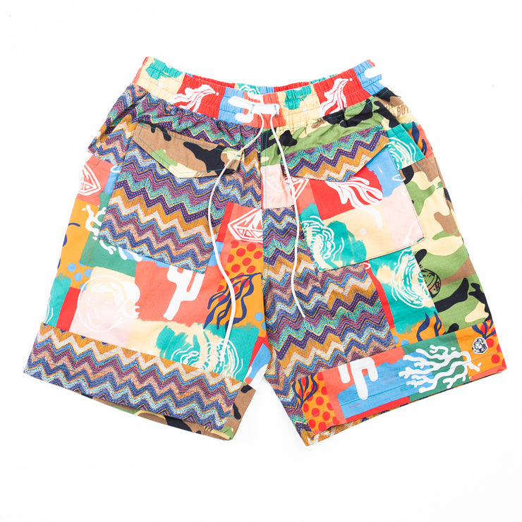 BB Shark Short (Deep Sea Coral)