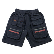 Jordan 23 Engineered Utility Shorts (Black/Infrared 23)
