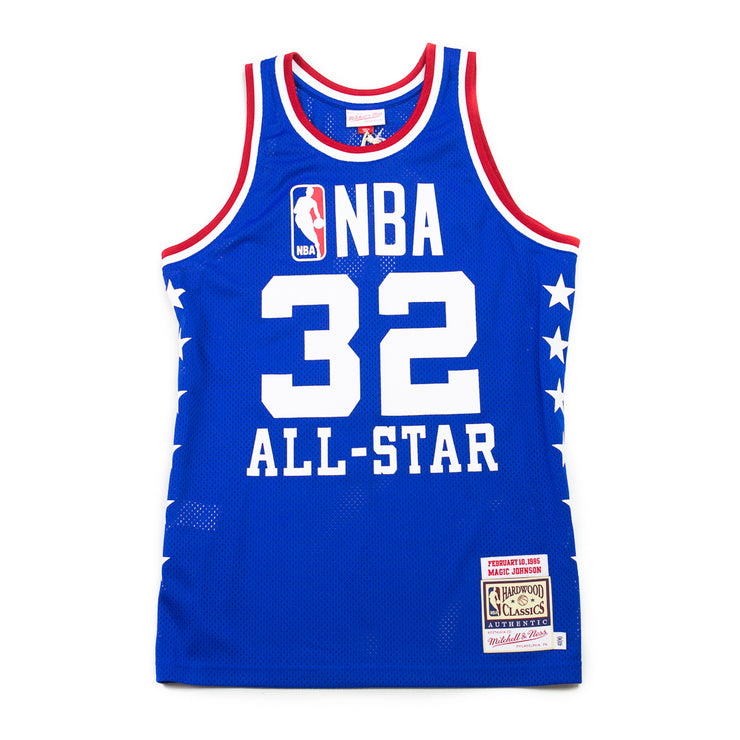 Authentic 85 All-Star Jersey (Magic Johnson)
