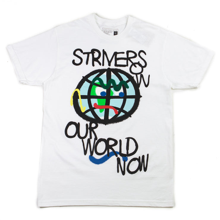 Our World Tee (White)
