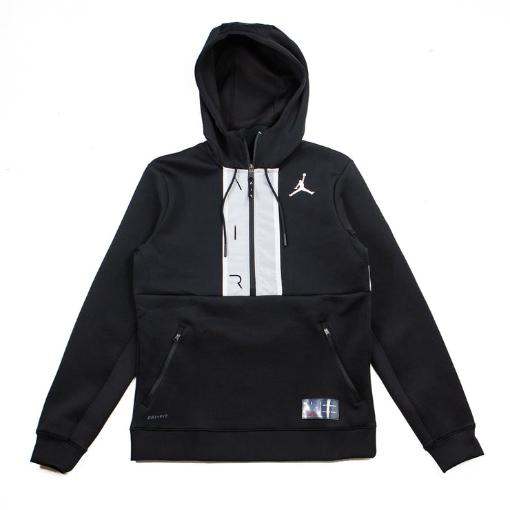 Jordan Fleece Pullover (Black)