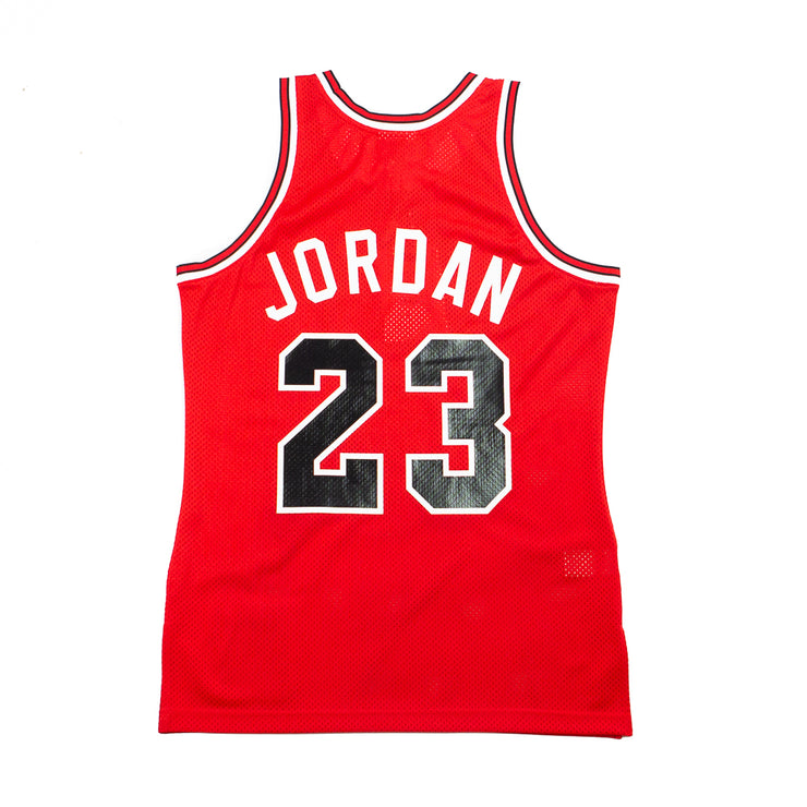 Michael Jordan Authentic Jersey (Rookie 1984-85)