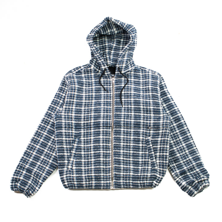 Flannel Work Jacket (Plaid)