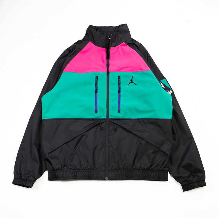 Jordan Mountainside Jacket (Green/Watermelon/Black)