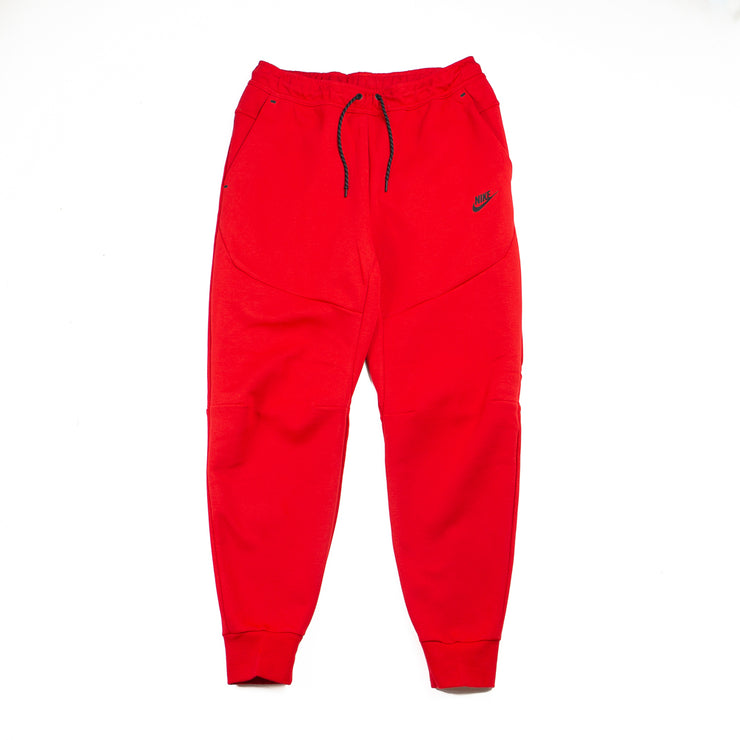 NSW Tech Fleece Sweatpants (University Red)