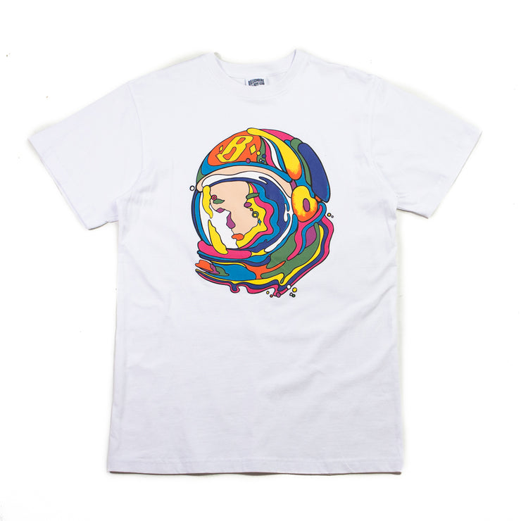 Deep Thinker SS Tee (White)