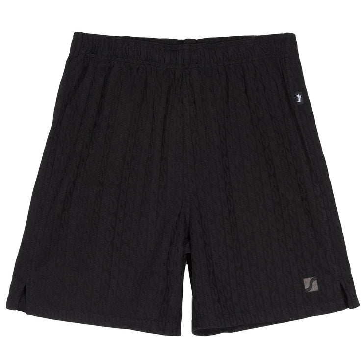 Soccer Short (Black)