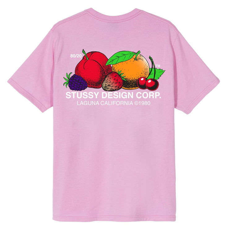 Fresh Fruit Tee (Pink)