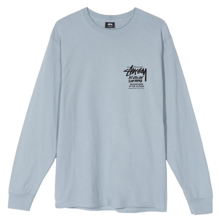 In The Clouds LS Tee (Slate)