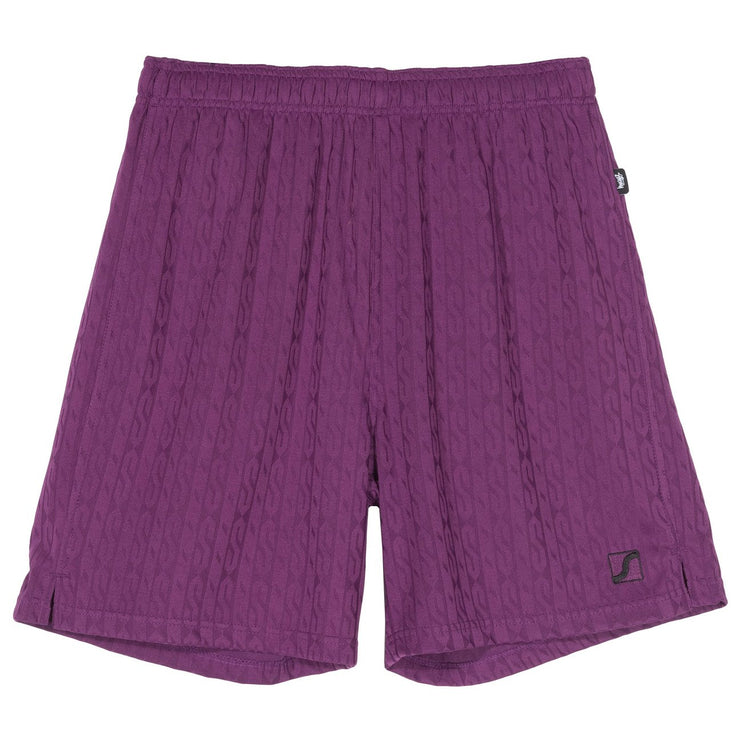 Soccer Short (Purple)