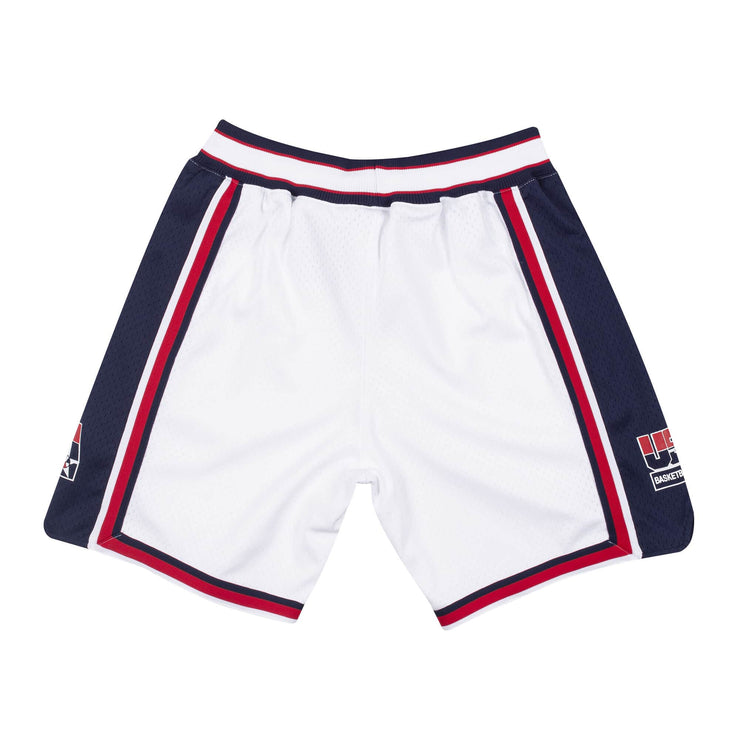 1992 USA Authentic Short (White)