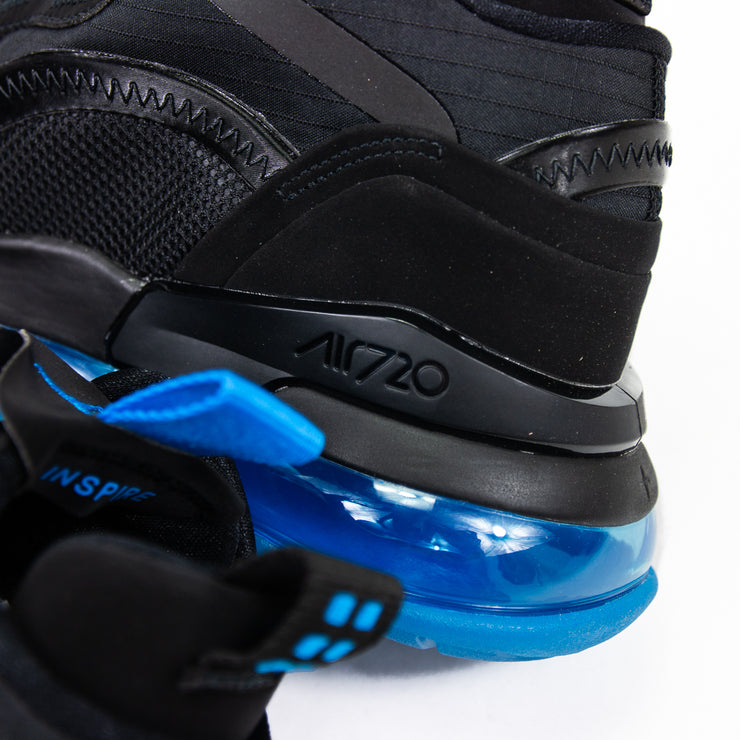 Aerospace 720 (Black/Blue Fury)