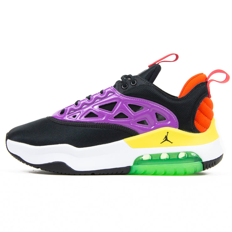 WMNS Jordan Air Max 200 (Black/Laser Blue/Purple Nebula)