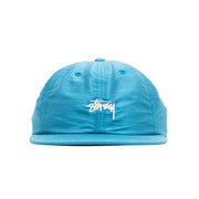 Stock Iridescent Strapback Cap (Blue)