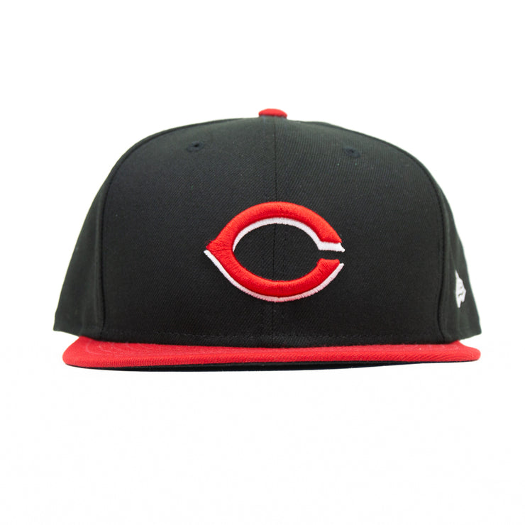 Cincinnati Reds On Field 2017 Alternate Fitted (Red)