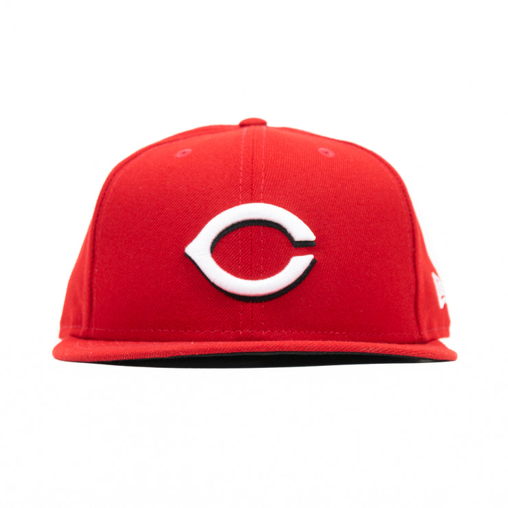 Cincinnati Reds On Field 2017 Home Fitted (Red)