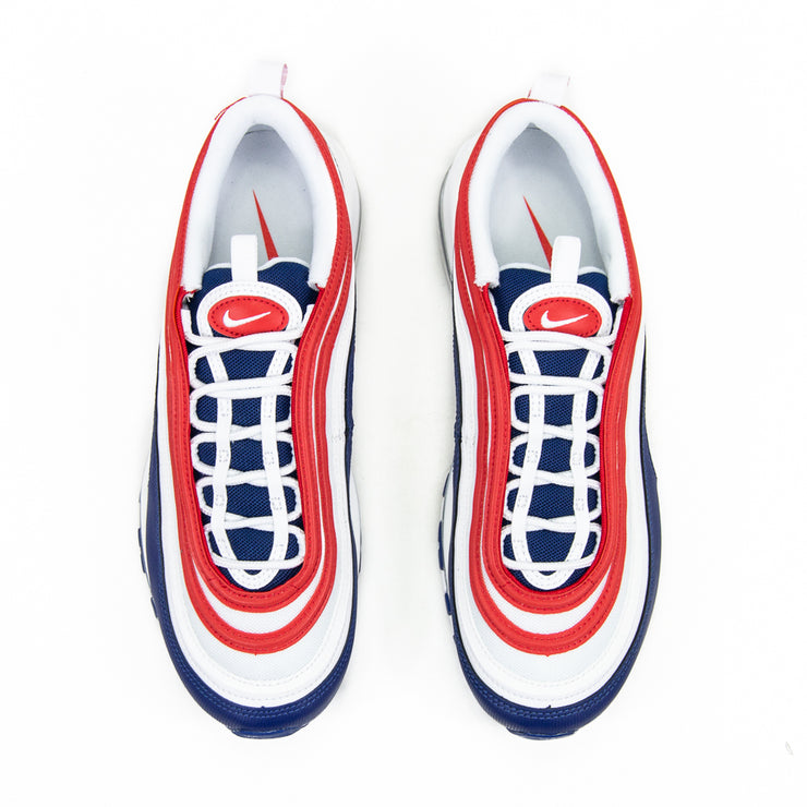 Air Max 97 (White/University Red/University Blue)
