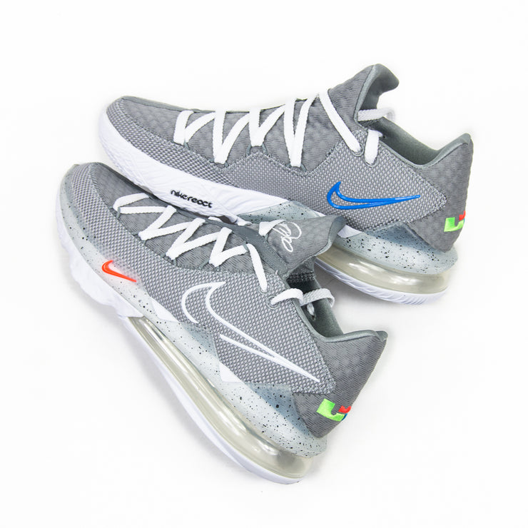 LeBron XVII Low (Particle Grey)