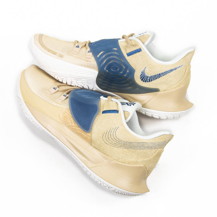 Kyrie Low 3 (Sesame/Mystic Navy/Sail)