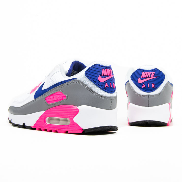 WMNS Air Max III (white/concord/pink blast)