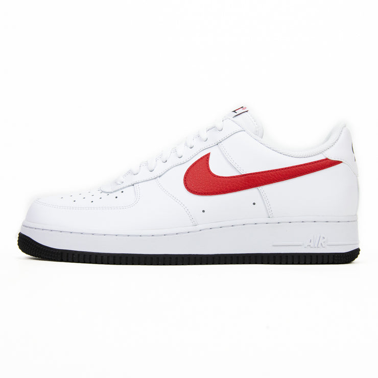 Air Force 1 07 (white/university red/photo blue)