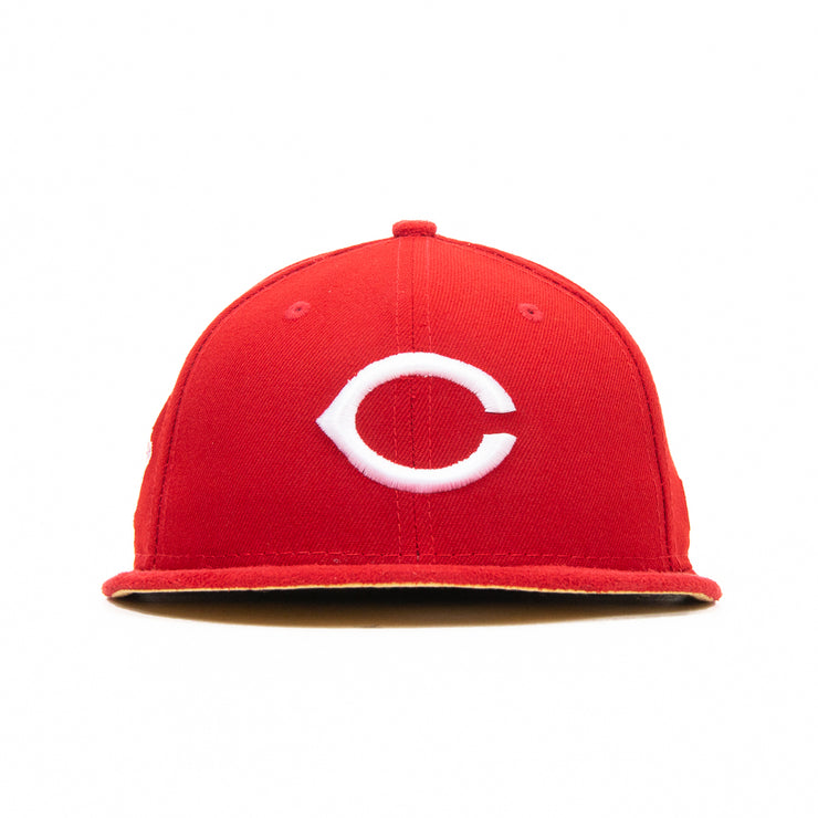 Cincinnati Reds Fitted Cap (1990 World Series)