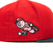 Cincinnati Reds Fitted Cap (Satin)